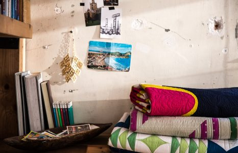 Where in the World is Wanderlust Quilts? Hop Tomorrow!