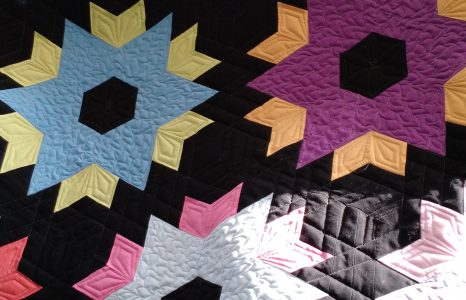 A story about quilting wobbles, or, why I learned to pay attention to piecing rules