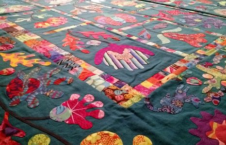 Busy quilting day calls for stupid easy recipes