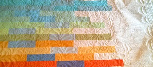 A Tale of Two Quilts: Picking Quilting Designs